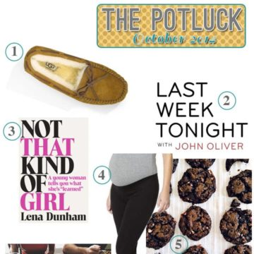 The Potluck: October 2014 // The Speckled Palate