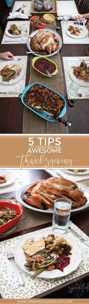 Easy Hosting | Thanksgiving Hosting | How to Host Thanksgiving Dinner | Easy Thanksgiving | Thanksgiving Game Plan | Holiday Hosting How To