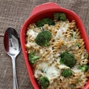 Chicken and Broccoli Macaroni and Cheese