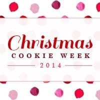 Christmas Cookie Week 2014 // The Speckled Palate