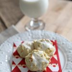 Christmas Cookie Week 2014: Lemon Drop Cookies
