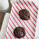 Christmas Cookie Week 2014: Mississippi Mud Cookies
