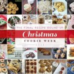 Christmas Cookie Week 2014: Final Cookie Round-Up!