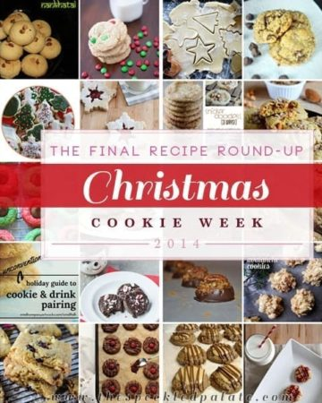 Christmas Cookie Week 2014: Final Cookie Round-Up! // The Speckled Palate