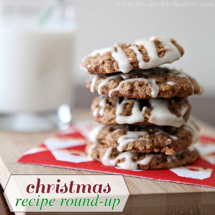Christmas Recipe Round-Up // The Speckled Palate