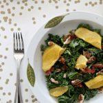 Mandarin Kale Salad