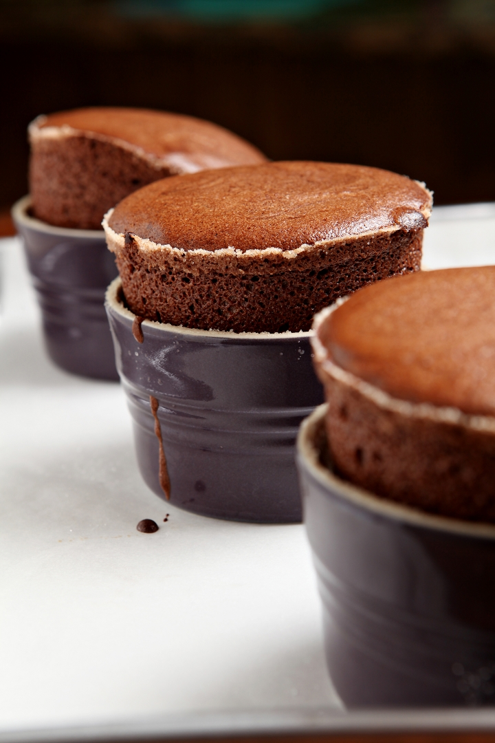 ... easy chocolate souffle souffle with nougat whip chocolate souffle