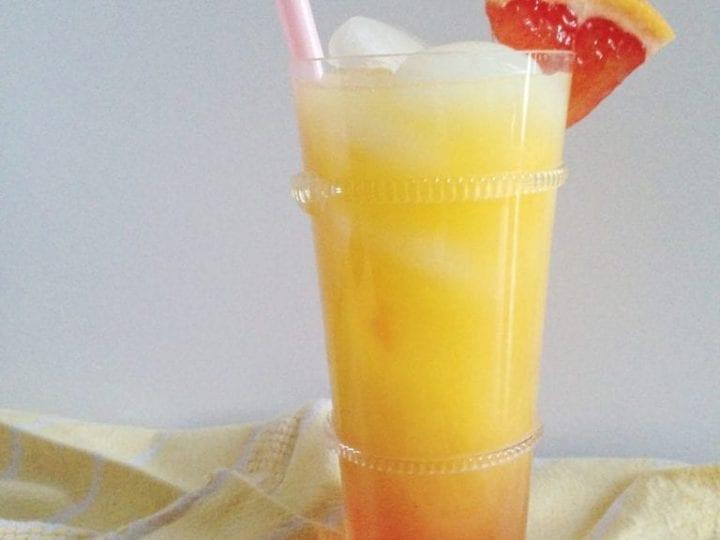 Sweet Sunrise Mocktail
