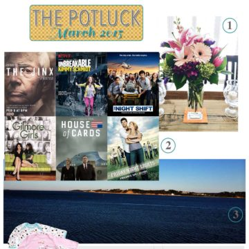 The Potluck: March 2015 // The Speckled Palate
