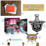 The Potluck: May 2015