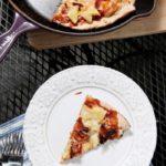 Grilled Hawaiian Pizza