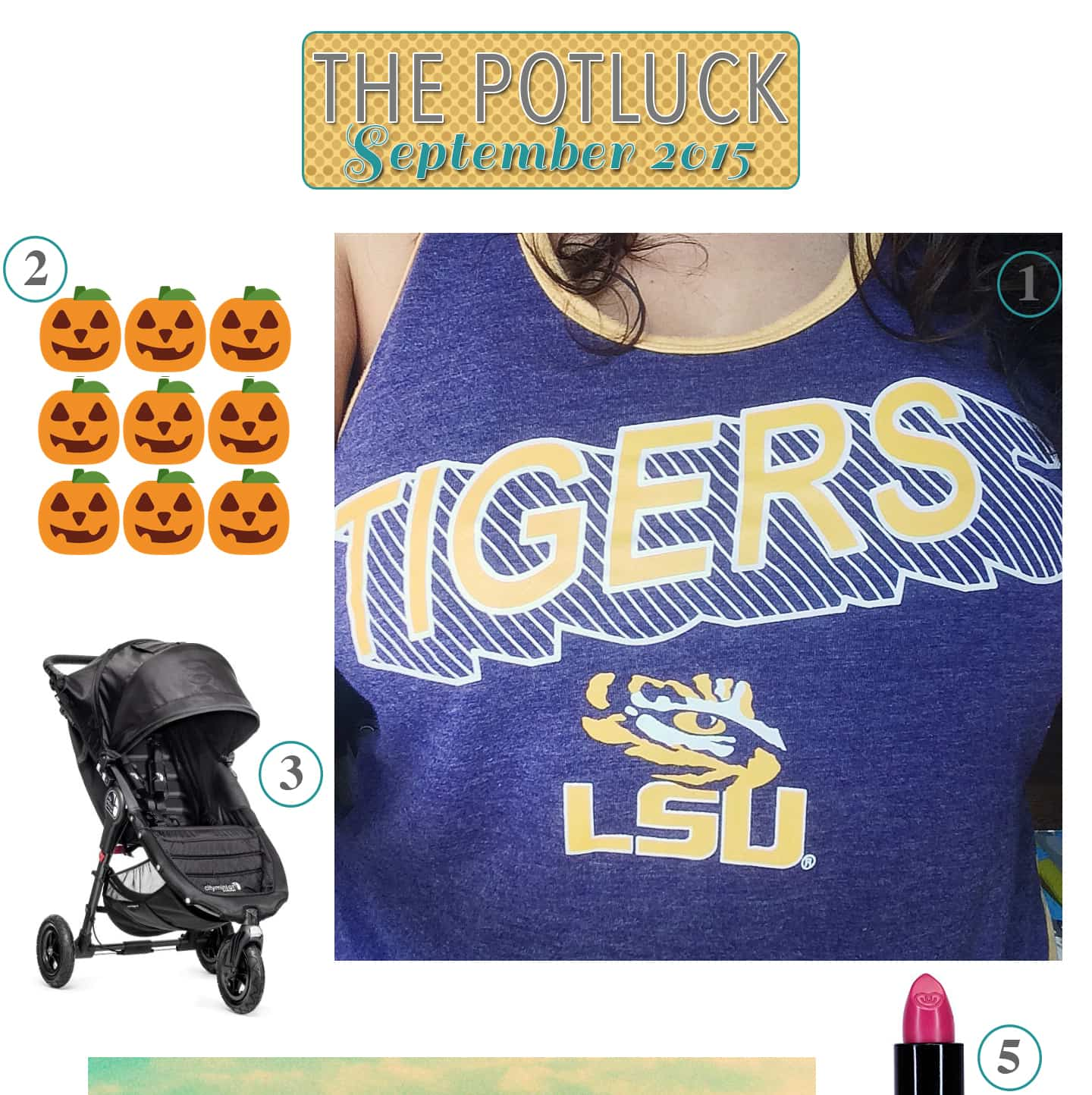 The Potluck: September 2015