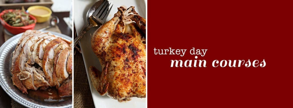 Thanksgiving is just around the corner! Gather some inspiration for the food-centric holiday from this fabulous round-up of 24 different dishes! #Thanksgiving