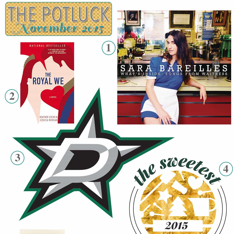 The Potluck: November 2015