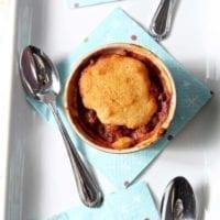 Monday's Dinner: Chili Cornbread Pot Pies