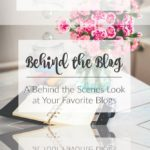 Behind the Blog: Blogs I Love
