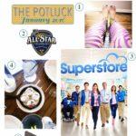 The Potluck: January 2016