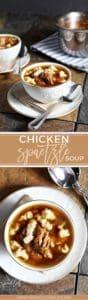 Comfort Food | Chicken Noodle Soup