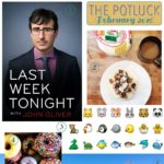 The Potluck: February 2016