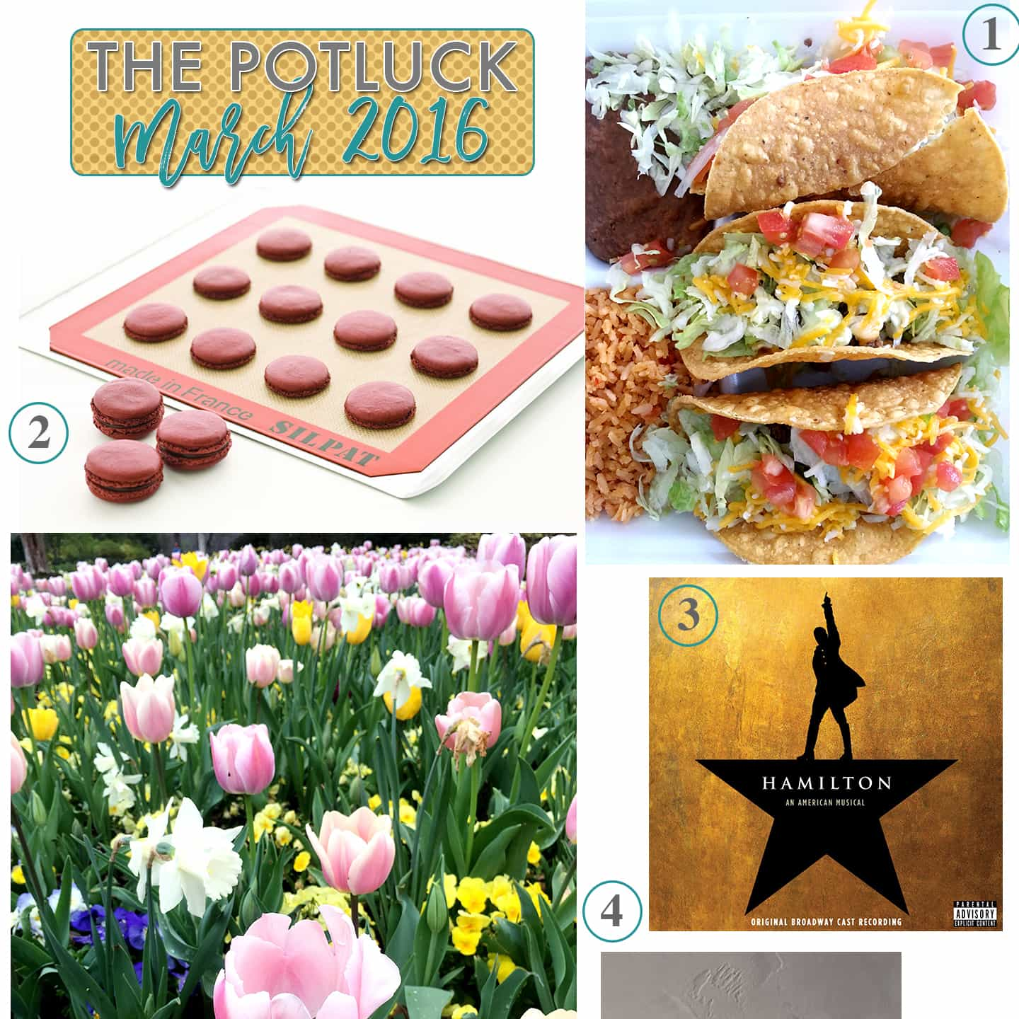 The Potluck: March 2016