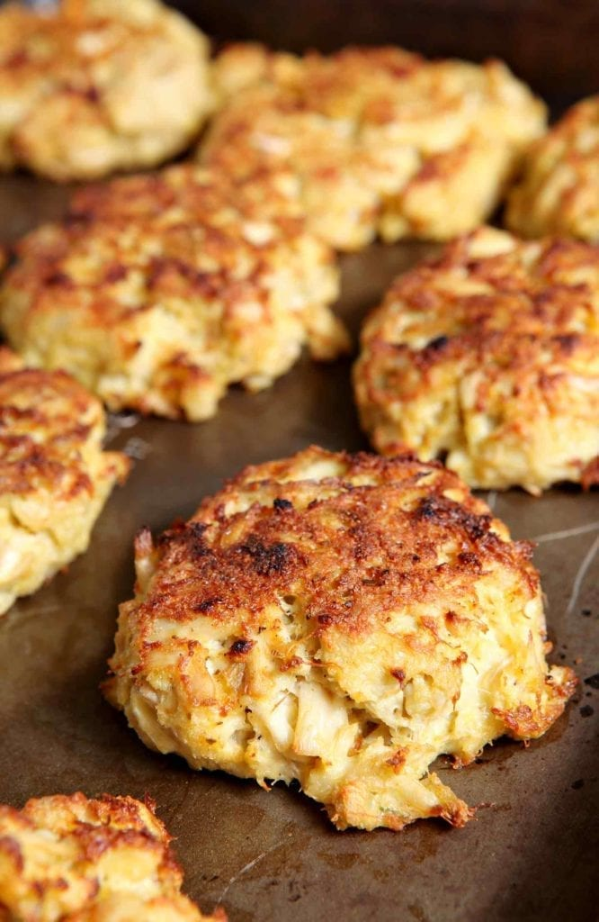 How To Make Broiled Lump Crab Cakes