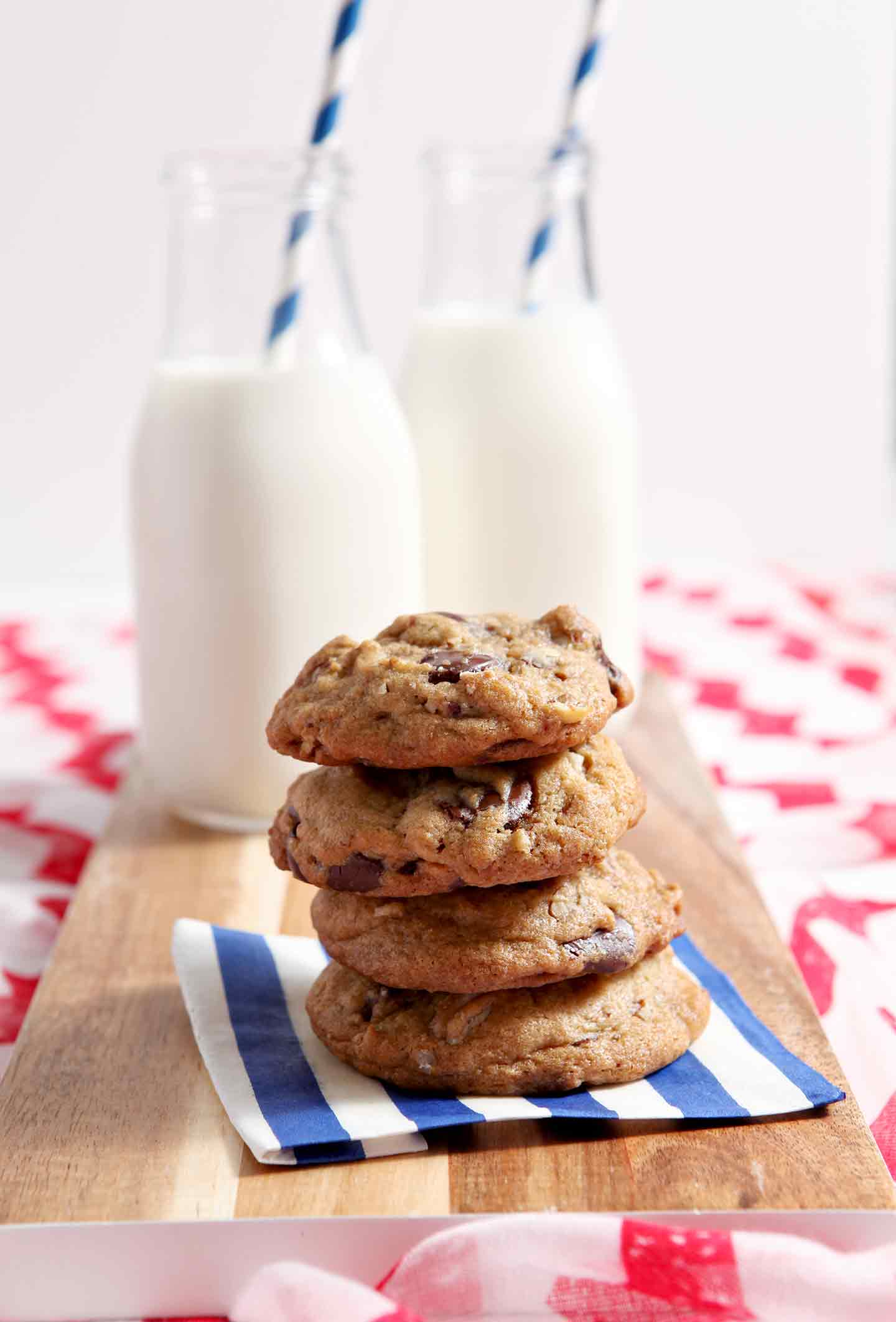 ... often than not, I crave these All-American Chocolate Chip Cookies