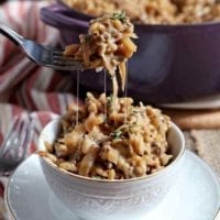 Friday's Dinner: French Onion Risotto