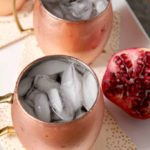 Ginger Pomegranate Mules