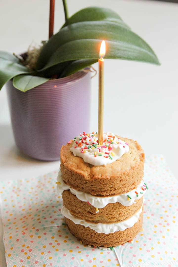 Mascarpone Cookie Cake from Brunch-n-Bites