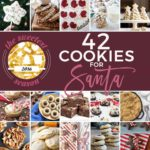 42 Cookies for Santa (The Sweetest Season Cookie Exchange Round-Up!)