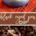 Instead of making Hoppin' John, serve Black Eyed Pea Dip to guests on New Year's Day. A nod to the traditional Southern recipe, this app calls for similar ingredients. Chock full of black eyed peas, heirloom tomatoes, red onion, jalape–o and some green onions, this vegetarian dip comes together with a honey-balsamic dressing. Serve Black Eyed Pea Dip with corn or tortilla chips. What a scrumptious appetizer to bring prosperity in the new year!