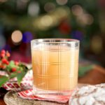 Vegan Bourbon Pecan Milk Punch