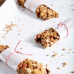 No Bake Grape Nut Granola Bars