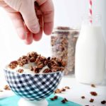Dark Chocolate Cherry Granola