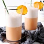 Creamy Winter Citrus Smoothie with Naked Nutrition
