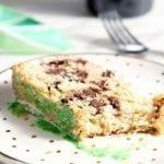 Chocolate Chip Irish Cream Pound Cake