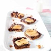 Dessert #2:Mint Smores Bars