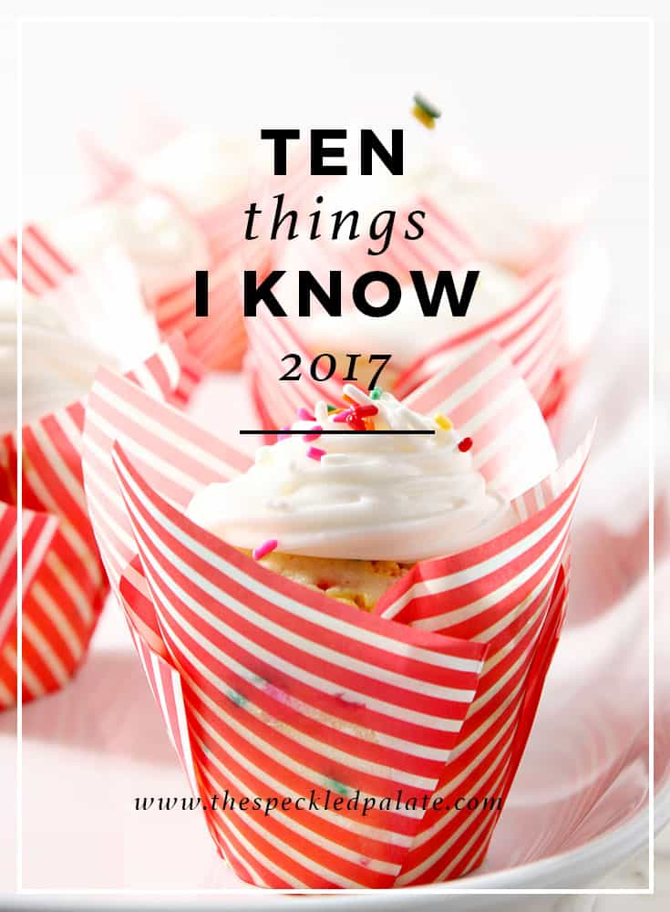 10 Things I Know | Birthday Tradition | Birthday List | Wisdom | Learning