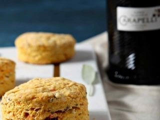 Sage Sweet Potato Olive Oil Biscuits