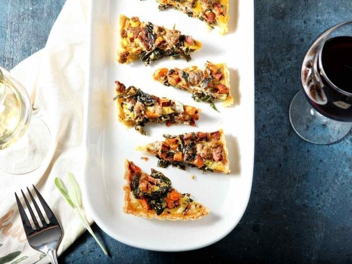 Hearty Holiday Quiche