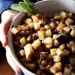 Sage Browned Butter Homemade Home Fries