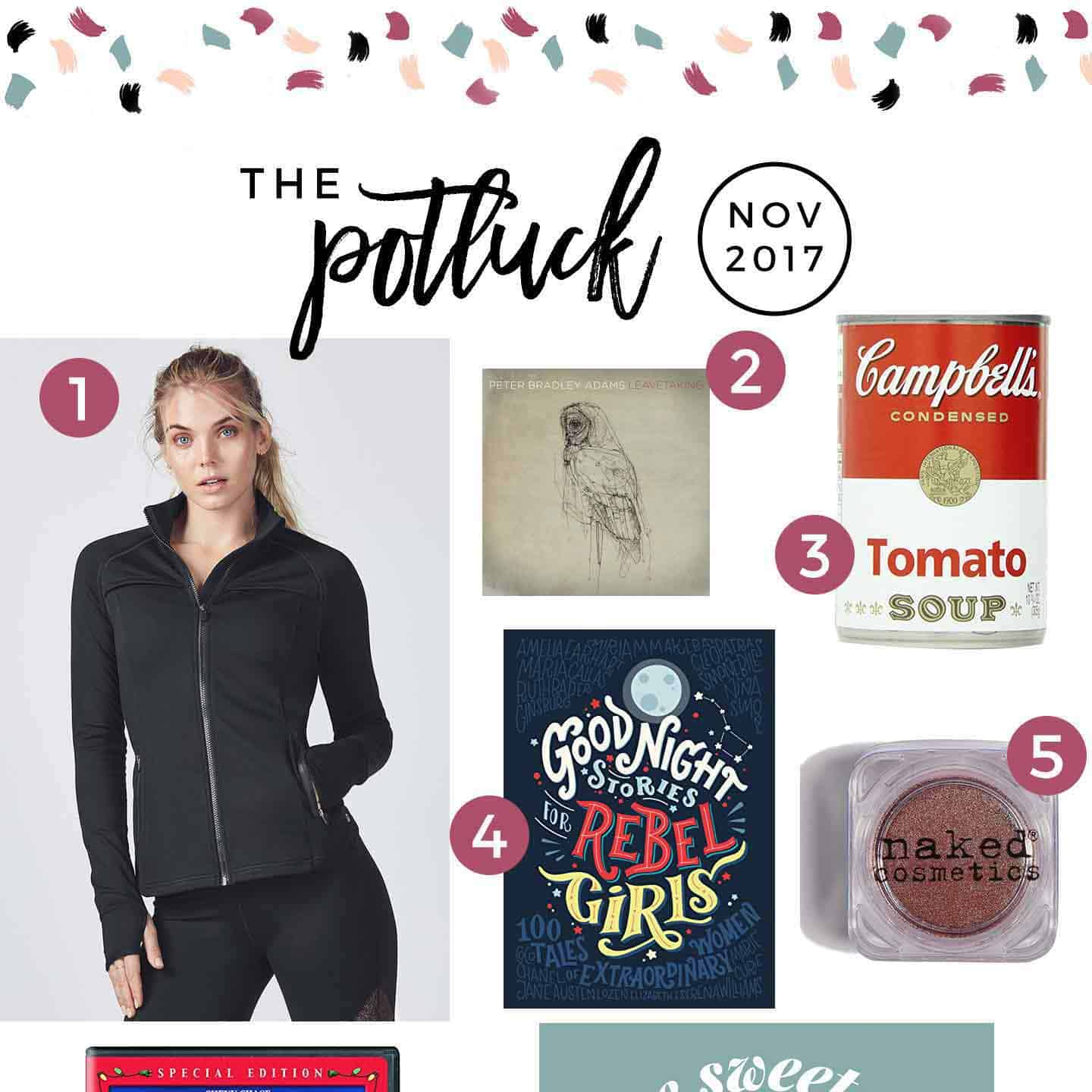 Monthly Love List | #speckledpalate | The Potluck | Love List | Monthly Favorites