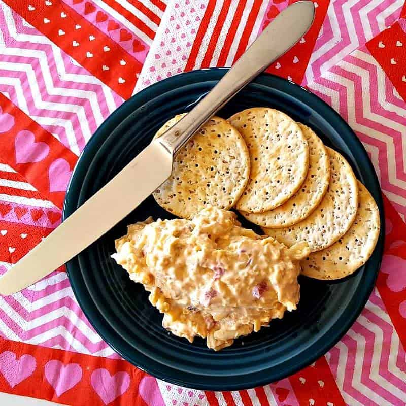 Spicy Smoked Pimento Cheese from Pastry Chef Online