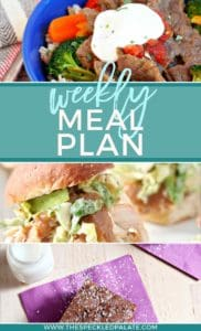 Need food inspiration for next week's menu? Look no farther than the Dinner Divas weekly meal plan, which includes FIVE dinners and two extras recipes.   Weekly Meal Plan   Healthy Meal Plan   Seasonal Meal Plan