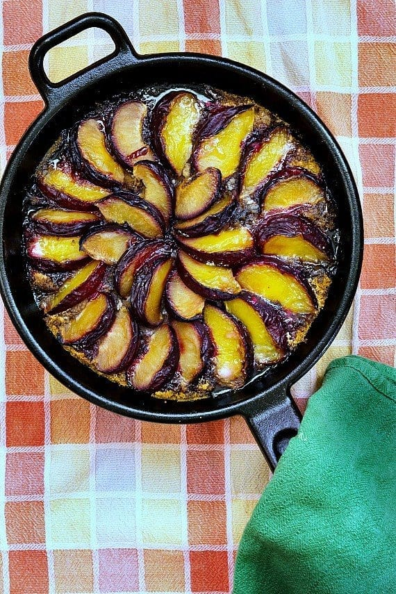 Mother Leavee's Plum Kuchen from Pastry Chef Online