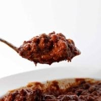 Instant Pot Vegetarian Baked Beans