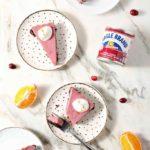 Creamy Cranberry Tart