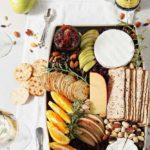 Thanksgiving Cheese Board with Vinho Verde
