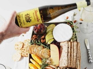 Thanksgiving Cheese Board