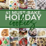 41 Holiday Cookie Recipes You've Gotta Bake This December